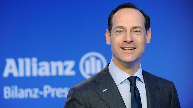 Allianz Chef Oliver Baete